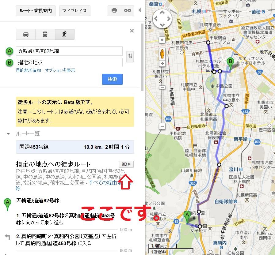 google map③