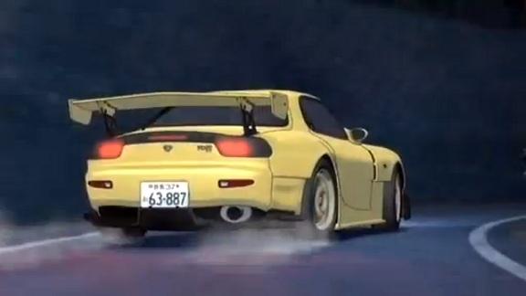 この車です・・・・・・って、何故か後姿。うん、良い車はお尻がキュートなんです!!