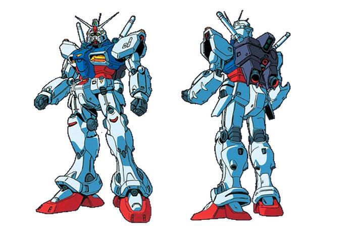 RG RX-78GP01②