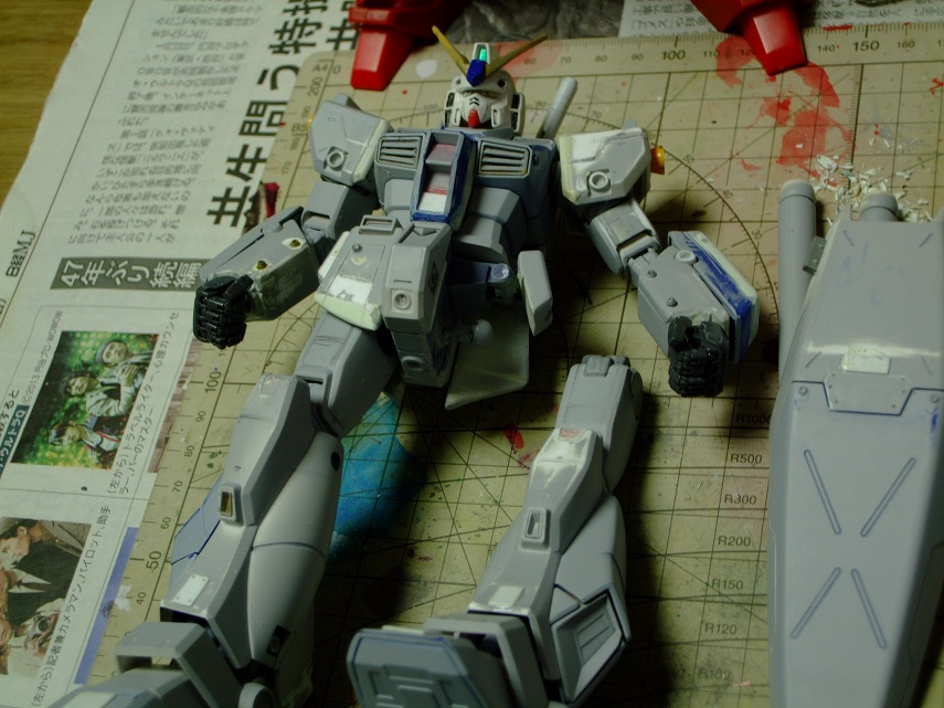 RX-78 NT-1①