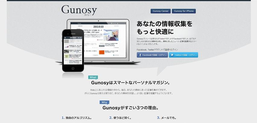 gunosy②