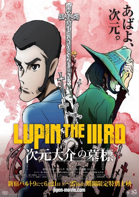 lupin the